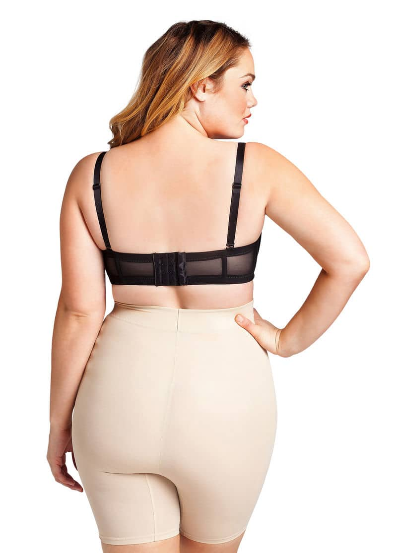 shapewear Thigh Slimmers plus size
