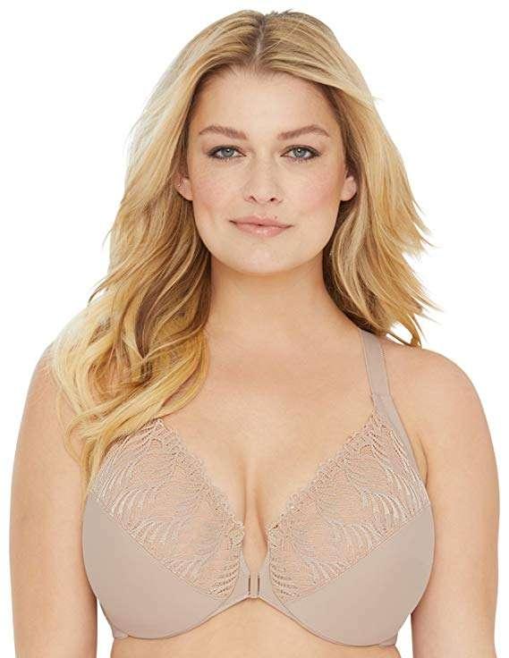 glamorise bra plus size