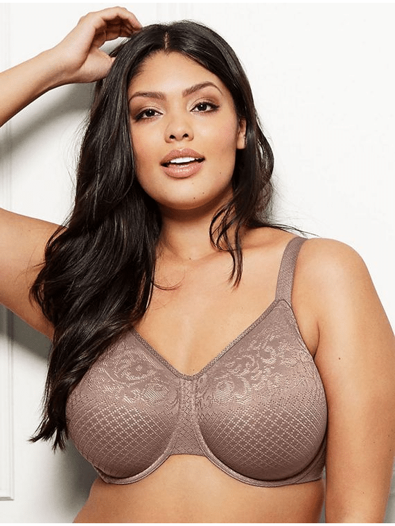 underwire bra for plus size woman
